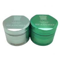 Head Chef Hexellence 4 Piece Grinder